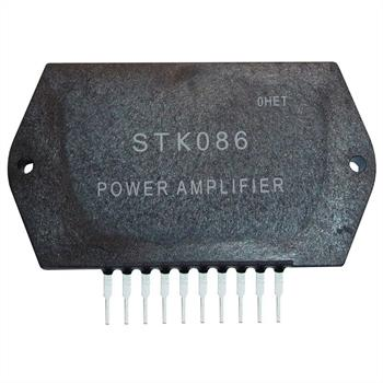 Hybrid-IC STK086 ; Power Audio Amp