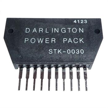 Hybrid-IC STK0030 ; Power Audio Amp