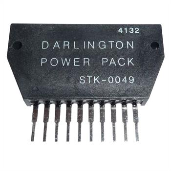 Hybrid-IC STK0049 ; Power Audio Amp