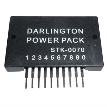 Hybrid-IC STK0070 ; Power Audio Amp