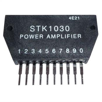 Hybrid-IC STK1030 ; Power Audio Amp