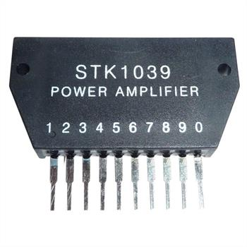 Hybrid-IC STK1039 ; Power Audio Amp