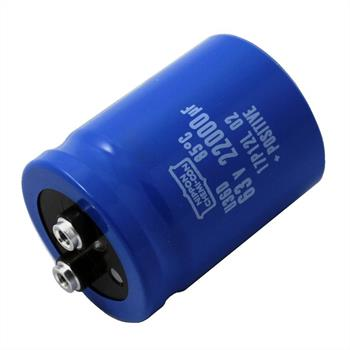 Screw Electrolytic Capacitor 22000µF 63V 85°C ; E36D630HPN223MC67U ; 22000uF