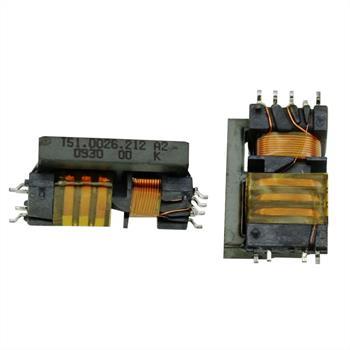 LCD Inverter Trafo Logah T51.0026.212 Inverterboard Trafo