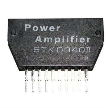 Hybrid-IC STK0040II ; Power Audio Amp