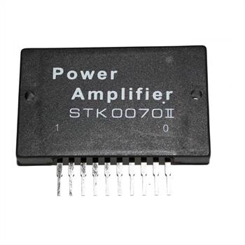Hybrid-IC STK0070II 65x40mm Power Amplifier