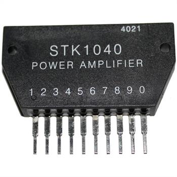 Hybrid-IC STK1040 ; Power Audio Amp