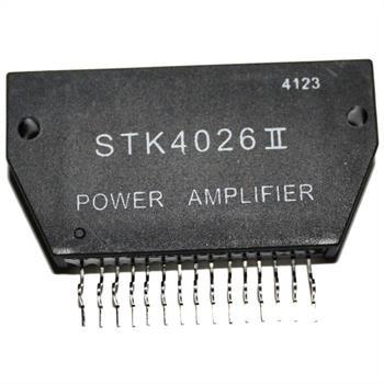 Hybrid-IC STK4026II
