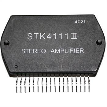 Hybrid-IC STK4111II ; Power Audio Amp