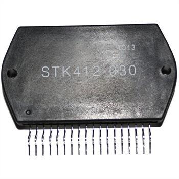 Hybrid-IC STK412-030 ; Power Audio Amp