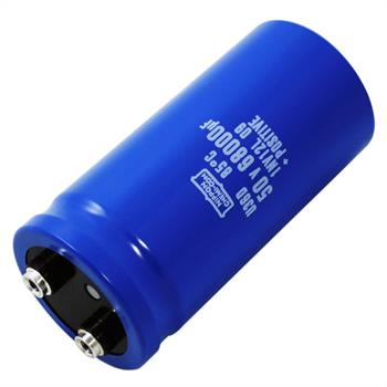 Screw Electrolytic Capacitor 68000µF 50V 85°C ; E36D500HPN683MCA5U ; 68000uF