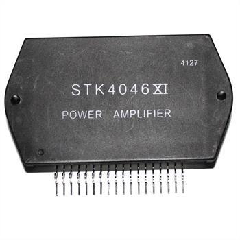 Hybrid-IC STK4046XI ; Power Audio Amp