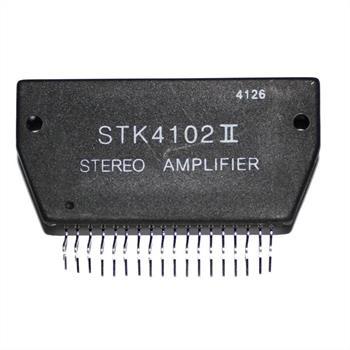 Hybrid-IC STK4102II ; Power Audio Amp