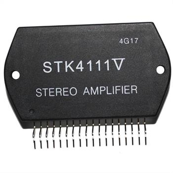 Hybrid-IC STK4111V ; Power Audio Amp