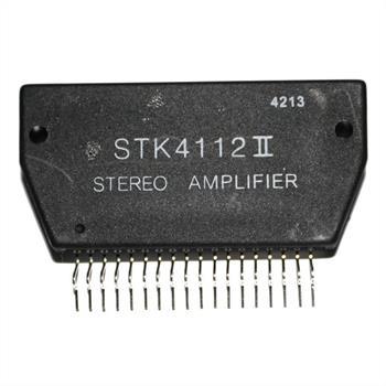 Hybrid-IC STK4112II ; Power Audio Amp