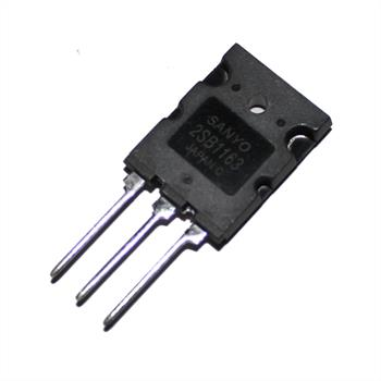 Transistor 2SB1163 ; 150W 180V 15A ; Replacement