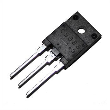 Transistor 2SC5388 ; 50W 1500/700V 15A ; Replacement
