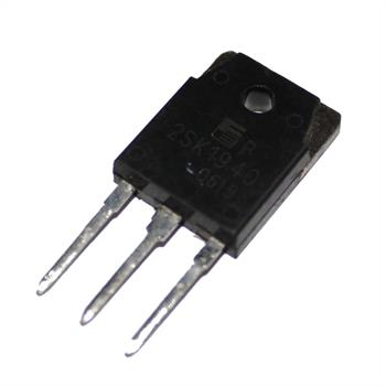 Transistor 2SK1940 ; 125W 600V 12A ; Replacement