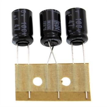 Elko rad. 47µF 100V 105°C RM5 10x16mm