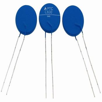 PTC Kaltleiter Thermistor 3,7R 120°C ; RM5 d22x3 ; Epcos, B59830C0120A070