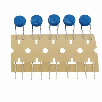 PTC Kaltleiter Thermistor 25R 120°C ; RM5 d8x4 ; Epcos, B59870C0120A070