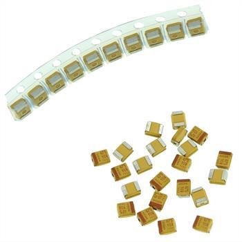 Tantal Kondensator SMD 4,7µF 10V 125°C ; Gr. B ; B45196E2475K209 ; 4,7uF