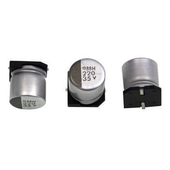 SMD-Elko 220µF 35V 125°C 10x11mm