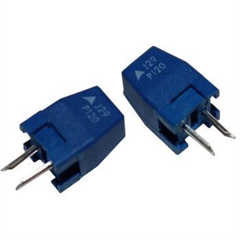 PTC Kaltleiter Thermistor 5k 115°C ; RM2,5 6x6x9 ; Epcos, B59339A1502P020