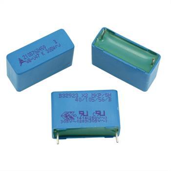MKP-Kondens. rad. 0,47µF 305VAC RM22,5