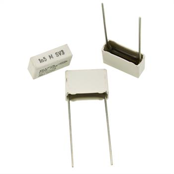Entstörkondensator radial 1,5nF 440V AC ; RM15 ; PME295RB4150MR30 15000pF