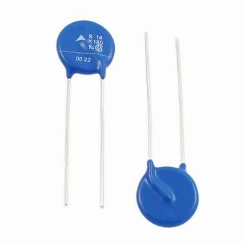 Varistor S14K150 ; 150V 600mW ; RM7,5 d21x4mm ; B72214S0151K101