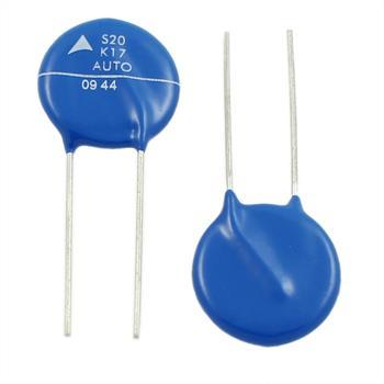 Varistor S20K17AUTO ; 17V 200mW ; RM10 d21x4mm ; B72220S1170K102