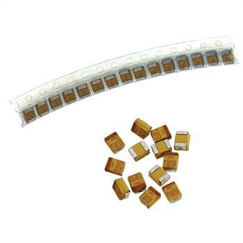 Tantal Kondensator SMD 2,2µF 35V 125°C ; Gr. B ; T491B225K035AT ; 2,2uF