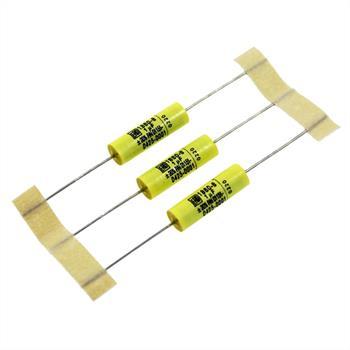MKC-Kondensator axial 1µF 63V DC ; 7,5x19mm ; MKC18605100668 ; 1uF