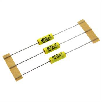 MKC-Kondensator axial 0,22µF 100V DC ; 6x14mm ; MKC1860422014R ; 220nF