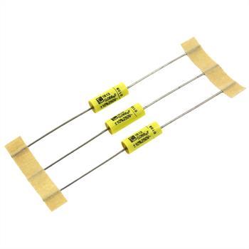 MKT-Kondensator axial 68nF 250V DC ; 7x18mm ; MKT1813368255R ; 68000pF