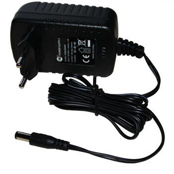 Steckernetzteil 24W 12V 2A EU-Plug 5,5/2,1mm