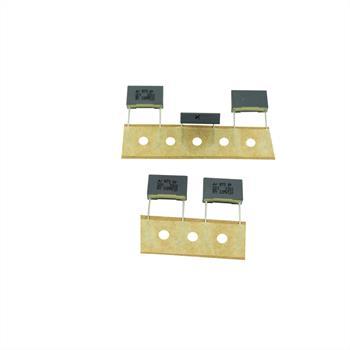KP-Kondensator radial 0,22nF 2000V DC ; RM15 ; R73UI0220DQ03K ; 220pF