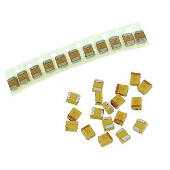 Tantalum Capacitor SMD 4,7µF 25V 125°C ; Size B ; TAJB475M025R ; 4,7uF