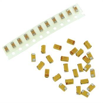 Tantal Kondensator SMD 1µF 20V 125°C ; Gr. A ; TAJA105M020R ; 1uF