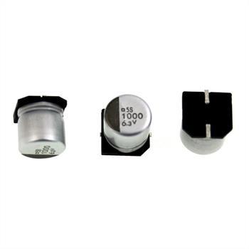 SMD Elko Kondensator 1000µF 6,3V 85°C ; EMV6R3ADA102MJA0N ; 1000uF