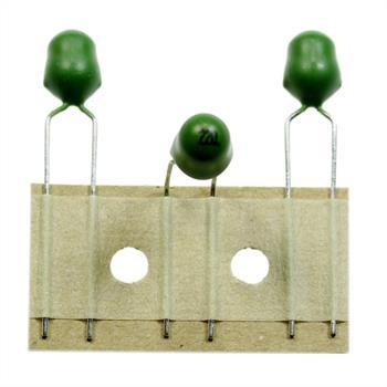 Drossel rad. 22uH 340mA RM5 6,8x11mm