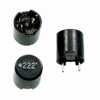 Drossel radial 2,2mH 160mA ; RM7,5 9x9,5mm ; LHL08TB222J