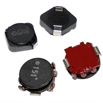Drossel SMD 1mH 160mA 7,3x7,5x3,2mm