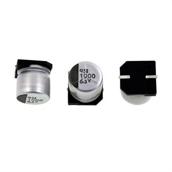 SMD Elko Kondensator 1000µF 6,3V 85°C ; EMV-6R3ADA102MJA0G 1000uF