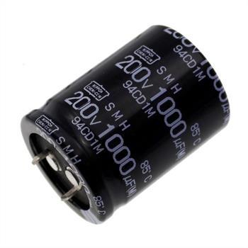 Snap-In Elko 1000µF 200V 85°C 30x40mm