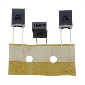 MKP-Capacitor rad. 22nF 100V DC ; 5mm ; R79EC2220ZA04H ; 22000pF