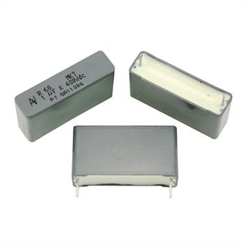 MKT-Kondens. rad. 1µF 400VDC RM27,5
