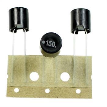 Drossel radial 15µH 2A ; RM5 d8,5x9mm ; LHL08TB150K ; 15uH