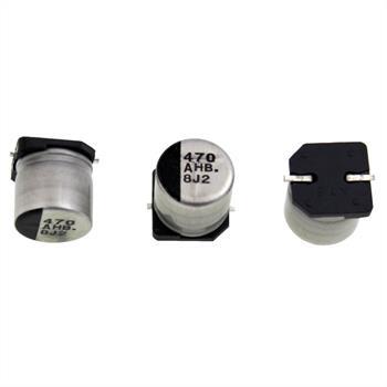 SMD-Elko 470µF 10V 105°C 10x10,2mm